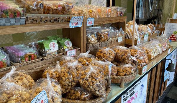 茨城県境町のスイーツ・和菓子:一休だんご