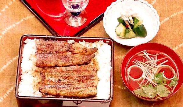 茨城県境町の鰻・日本料理の真美善 大串
