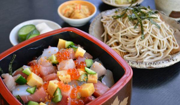 茨城県境町のグルメ:蕎麦ダイニング大むら