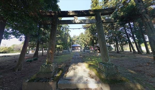 鷲神社VRツアー