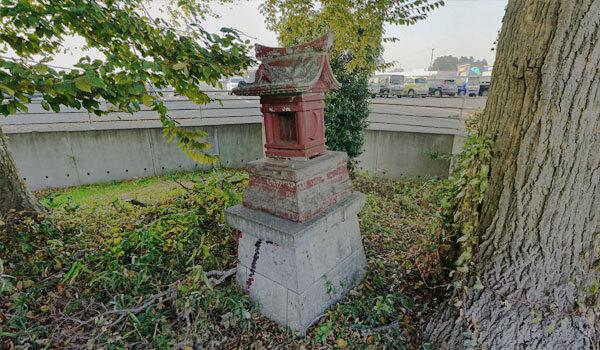 茨城県境町の鷲塚古墳